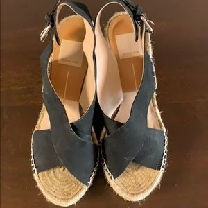 Dolce Vita Wedge Sandals in size 6.5